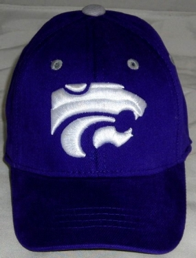 Kansas State Wildcats Infant One Fit Hat