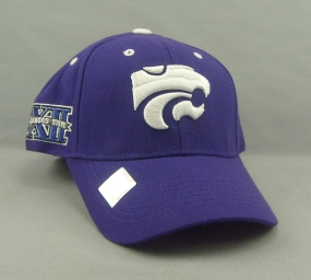 Kansas State Wildcats Adjustable Hat