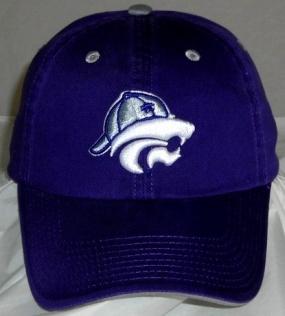 Kansas State Wildcats Adjustable Crew Hat