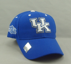 Kentucky Wildcats Adjustable Hat