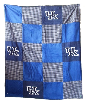 Kentucky Wildcats Quilt