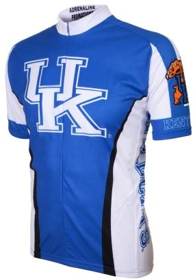 Kentucky Wildcats Cycling Jersey