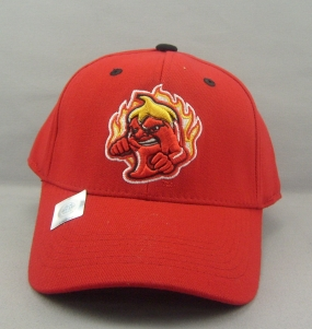 UL Lafayette Ragin Cajuns Team Color One Fit Hat