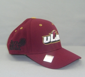 UL Monroe Warhawks Adjustable Hat