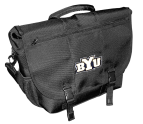 Brigham Young Cougars Laptop Messenger Bag