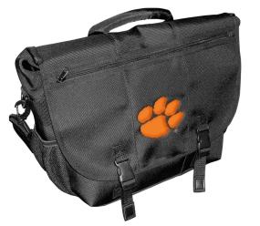 Clemson Tigers Laptop Messenger Bag