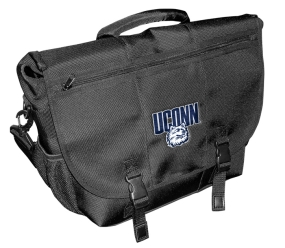 Connecticut Huskies Laptop Messenger Bag