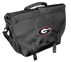 Rhinotronix Georgia Bulldogs Laptop Bag