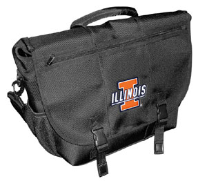 Rhinotronix Illinois Fighting Illini Laptop Bag