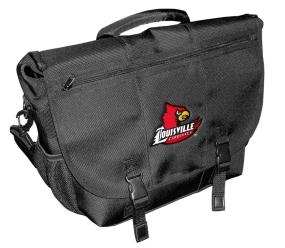 Louisville Cardinals Laptop Messenger Bag