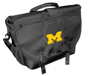 Michigan Wolverines Laptop Messenger Bag