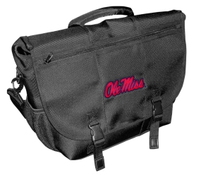 Mississippi Rebels Laptop Messenger Bag