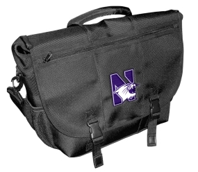 Northwestern Wildcats Laptop Messenger Bag