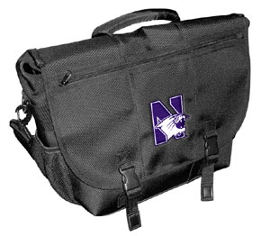 Rhinotronix Northwestern Wildcats Laptop Bag