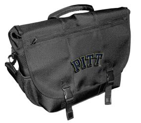 Pittsburgh Panthers Laptop Messenger Bag