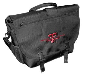 Texas Tech Red Raiders Laptop Messenger Bag