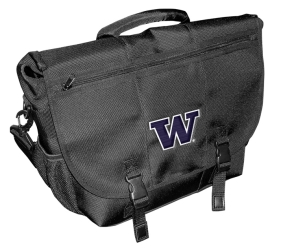 Washington Huskies Laptop Messenger Bag