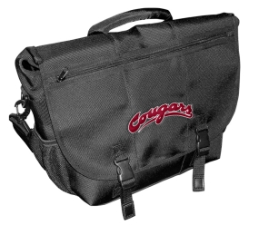 Washington State Cougars Laptop Messenger Bag