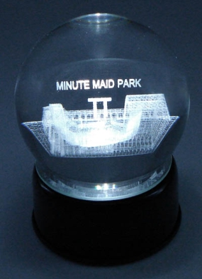 M&T BANK STADIUM ETCHED IN CRYSTAL