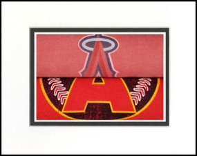 Los Angeles Angels of Anaheim Vintage T-Shirt Sports Art