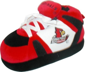 Louisville Cardinals Boot Slippers
