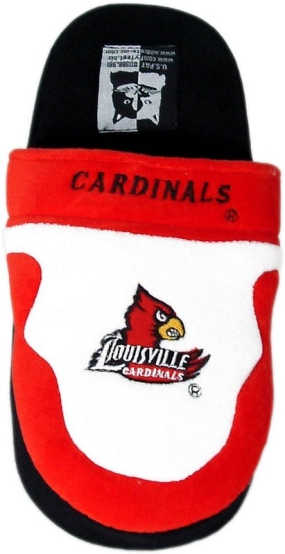 Louisville Cardinals Slippers