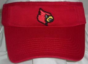 Louisville Cardinals Visor