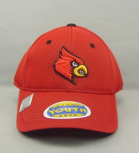Louisville Cardinals Youth Elite One Fit Hat