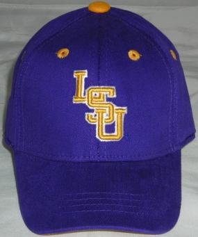 LSU Tigers Infant One Fit Hat