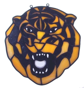 LSU Tigers Suncatcher