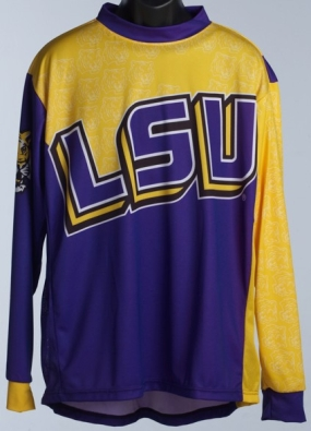 LSU Tigers Mountain Bike Jersey
