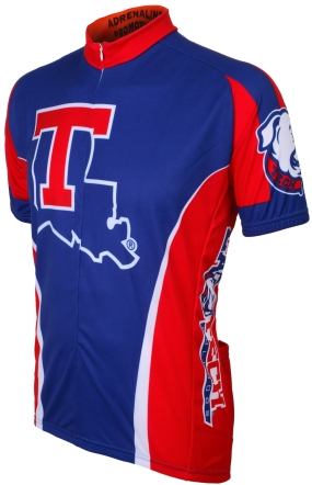 Louisiana Tech Bulldogs Cycling Jersey