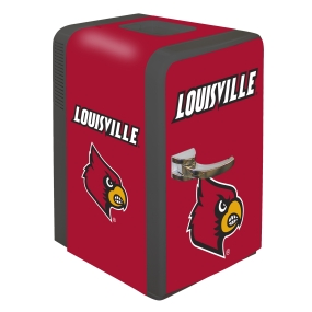 Louisville Cardinals Portable Party Refrigerator