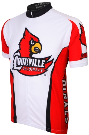 Louisville Cardinals Cycling Jersey