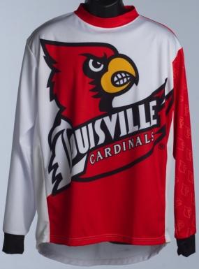 Louisville Cardinals Mountain Bike Jersey