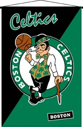 Boston Celtics Wall Hanging