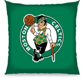 Boston Celtics Floor Pillow