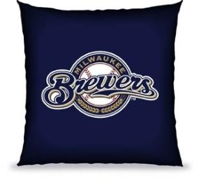 Milwaukee Brewers Floor Pillow