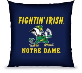 Notre Dame Fighting Irish Floor Pillow