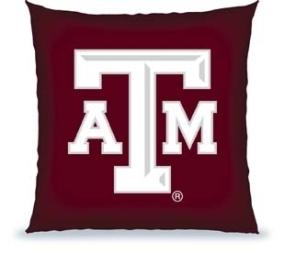 Texas A&M Aggies Floor Pillow