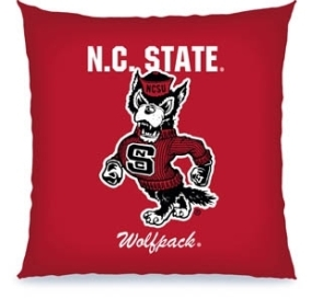 N.C. State Wolfpack Floor Pillow