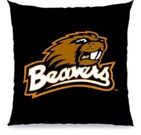 Oregon State Beavers Floor Pillow