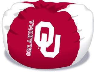 Oklahoma Sooners Bean Bag Chair