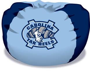 North Carolina Tar Heels Bean Bag Chair