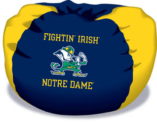 Notre Dame Fighting Irish Bean Bag Chair