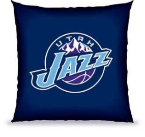 Utah Jazz Floor Pillow