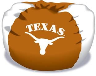Texas Longhorns Bean Bag Chair