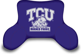 TCU Horned Frogs College Bedrest