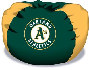 Oakland A's Bean Bag Chair
