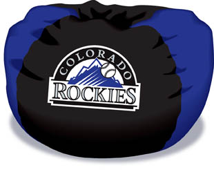 Colorado Rockies Bean Bag Chair